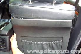 bmw rear seat protector bmw e39 5 series front and rear seat removal 1997 2003 525i