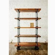 Plans For Wooden Shelf Brackets by Remodelaholic Build A Budget Friendly Industrial Shelf Using Pvc
