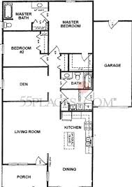 rosewood floor plan rosewood floorplan 1490 sq ft country manor 55places com