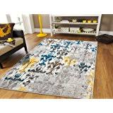 Huge Area Rugs For Cheap Amazon Com New Fashion Zigzag Style Large Area Rugs 8x11