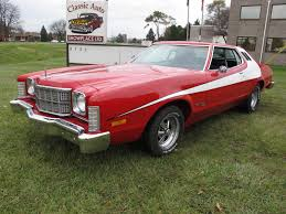 What Was The Starsky And Hutch Car Classic Autos Classic Auto Showplace
