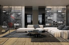 Industrial Living Room by Industrial Modern Living Room Design U2013 Modern House