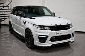 used 2016 land rover range rover sport for sale in milton keynes