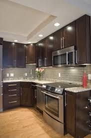 Best  Dark Kitchen Cabinets Ideas Ideas On Pinterest Dark - Dark kitchen cabinets