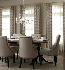 Curtains For Dining Room Ideas Drapes Dining Room Formal Dining Room Drapes Floral Drapes Dining