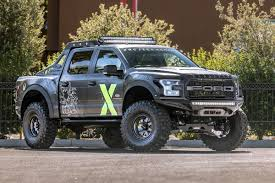 Ford Raptor With Lift Kit - ford performance and xbox collaborate on custom f 150 raptor to