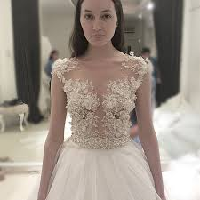 fitting for wedding caign ivory bridal