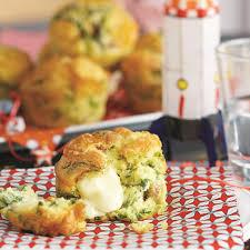 recettes de cuisine com recette des muffins au coeur coulant par demarle demarle