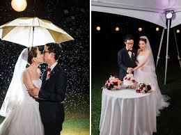 rainy white orchid beach house wedding lok jina maui wedding