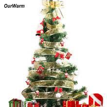 popular christmas tree blue ribbons buy cheap christmas tree blue