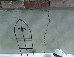 keep an eye on those foundation cracks ottawa home inspection