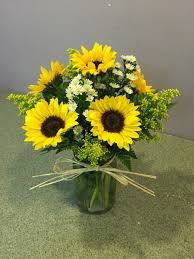 sunflower delivery country sunflowers in cape may nj cape winds florist