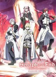 Owari No Seraph Light Novel Owari No Seraph 2nd Season Review