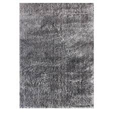 Shaggy Grey Rug Grey Soft Shaggy Rug Puffy Kukoon