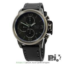Jam Tangan Alexandre Christie Terbaru Pria jual alexandre christie ac 6280mc titanium black jam