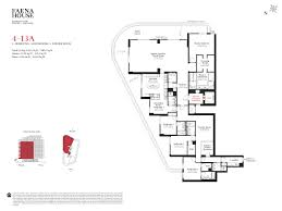 Beach House Floor Plans by Faena House Miami Beach