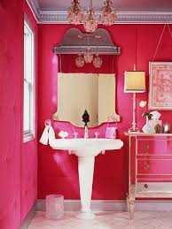 Pink And Black Bathroom Accessories by Best 20 Pink Bathrooms Ideas On Pinterest Diy Pink