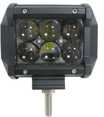 4inch osram 30w led light bar atv waterproof ip67 12v 24v car 4x4