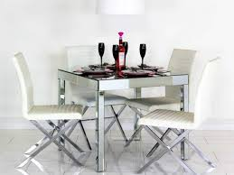 Mirrored Dining Room Table by Dining Room Table Contemporary Mirrored Dining Table Ideas