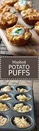 making mashed potatoes ahead of time for thanksgiving mashed potato puffs the cooking jar