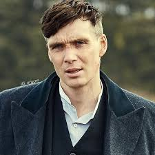 tommy shelby haircut tommy shelby peaky blinders credit ofycm on ig style
