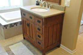 craftsman bathroom vanity cabinets bonus room craftsman bath craftsman bathroom chicago by