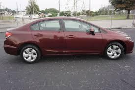 2013 used honda civic 2013 used honda civic sedan 4dr automatic lx at enter motors