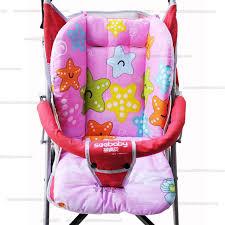 coussin de si e nouveau bébé enfant poussette tapis de bande dessinée motif coussin