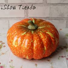 online buy wholesale artificial pumpkins from china artificial