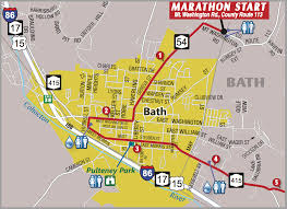 New York City Marathon Map by Best Marathons In New York Runner U0027s Review New York U0027s Top Races