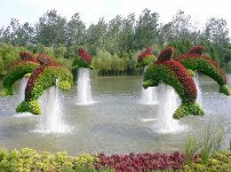 Beijing Botanical Garden Beijing Botanical Gardens Green Olympics Decoracion En Jardines