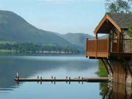 Holiday Cottages In The Lakes District by Ullswater Boathouse Duke Of Portland Pooley Bridge Lakes