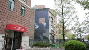 from iran to harlem fighting discrimination with street art artist ricky lee gordon s mural on the wall of the legendary faison firehouse theater in harlem not a crime campaign