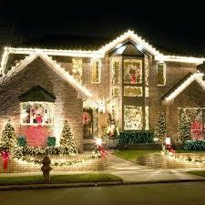 christmas house lights home christmas lights rainbowsendlv info