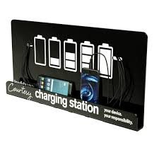 Charging Station For Phones Courtesy Cell Phone And Tablet Charging Station For Reception