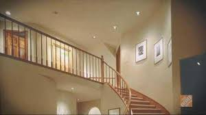 Recessed Handrail How To Choose The Right Recessed Lighting The Home Depot Community