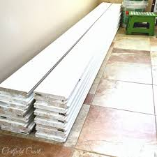 Tongue And Groove Shiplap Where To Find Pre Primed Tongue And Groove Planks