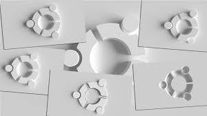 ubuntu glass wallpapers ubuntu white wallpaper collection by thebigdavec on deviantart