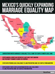 Leon Mexico Map by Marriage Equality On The Move In Mexico The Bilerico Project