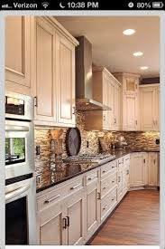 Kitchen Colors With Oak Cabinets And Black Countertops 12 Best Kitchens Images On Pinterest Kitchen Black Countertops