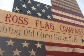 Flag Decorations For Home by Holiday Wood Signs Personalized American Woodcrafts