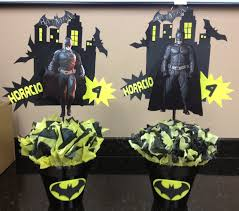 batman centerpieces batman centerpieces rubyskreations batman