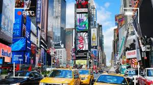 times square most popular vacation destinations in america