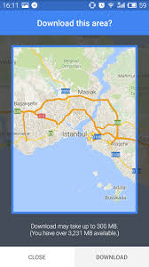 Google Maps Save Offline How To Download Offline Maps With Google Maps Iphone And Android
