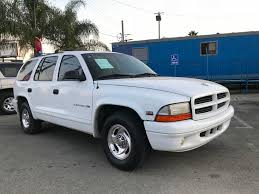 1999 dodge durango slt used 1999 dodge durango slt at city cars warehouse inc