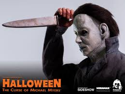 Halloween Michael Myers Shirt Halloween The Curse Of Michael Myers Sixth Scale Figure By T