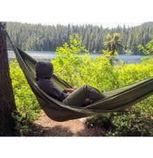 wilderness technology parachute nylon hammock review