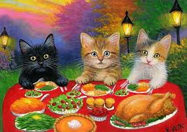 58 best 43 cats thanksgiving gobble gobble images on