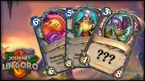 journey to un goro card reveal analysis hearthstone