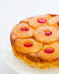 coconut u0026 pineapple upside down cake u2013 the dessert spoon